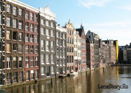 Путешествие. Амстердам